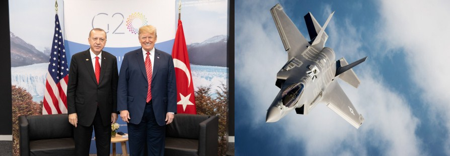 F-35 fighter jets is recent development in US-Turkey tussle