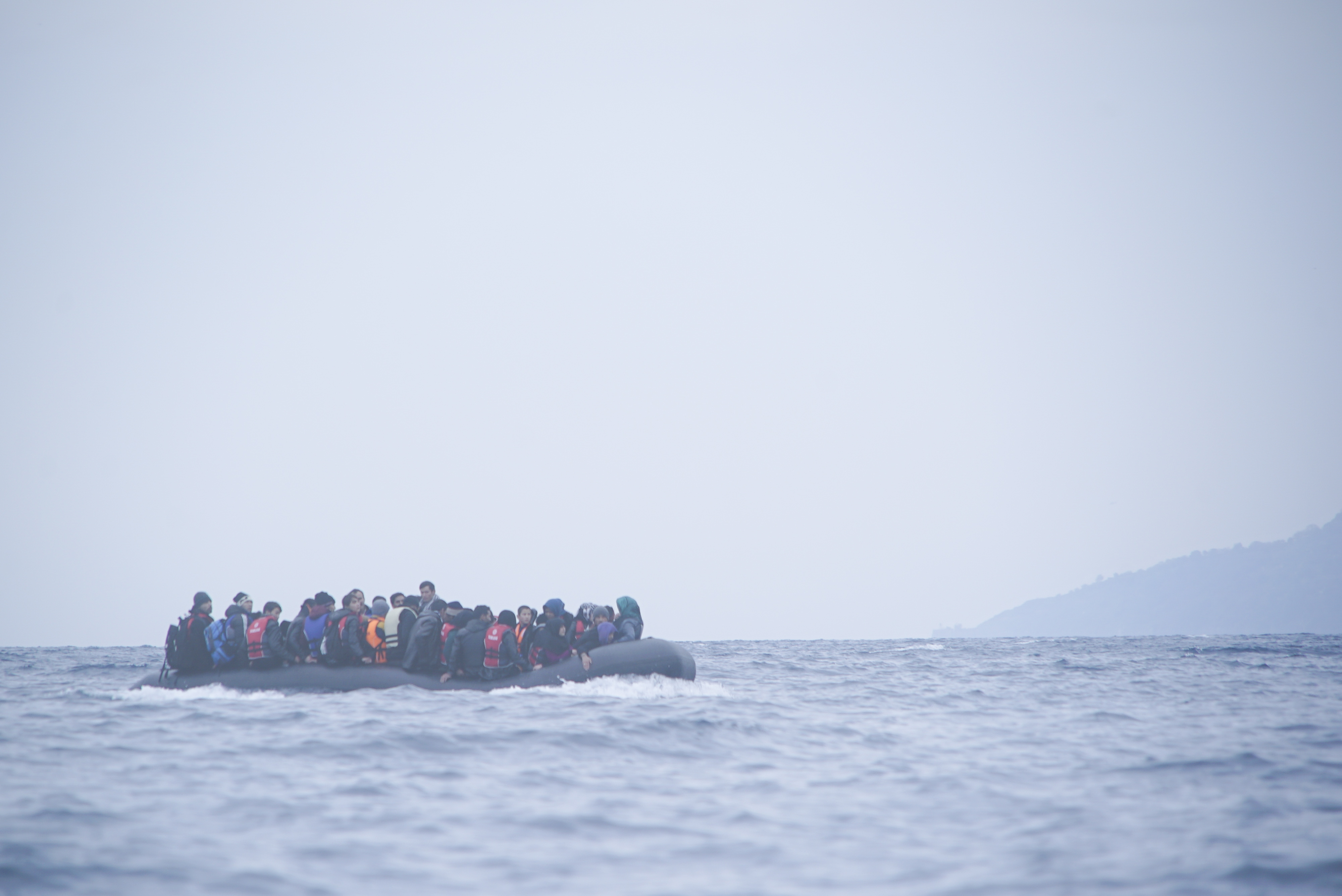 Refugee crisis in Mediterranean is the result of worst living conditions in Africa and the Midle East