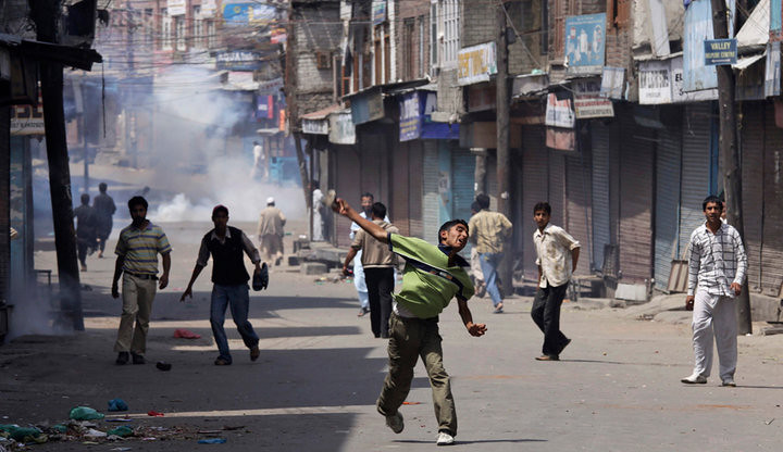 Curfew imposed in J &K Valley after abrogation of article 370