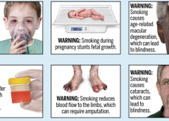 The US can be the next country to depict graphic cigarette warnings