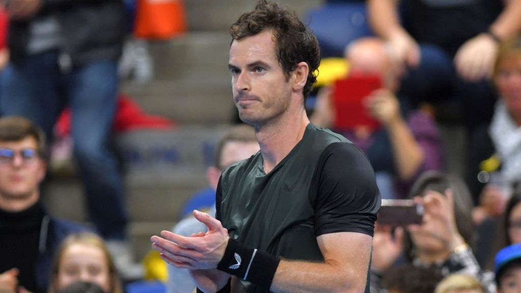 Murray has reached his first ATP semi-final since 2017