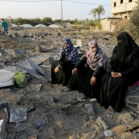 Israel-Gaza fight steps into the second day and gets worse