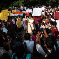 Delhi Violence CAA protest has become a fight between Hindu and Muslim