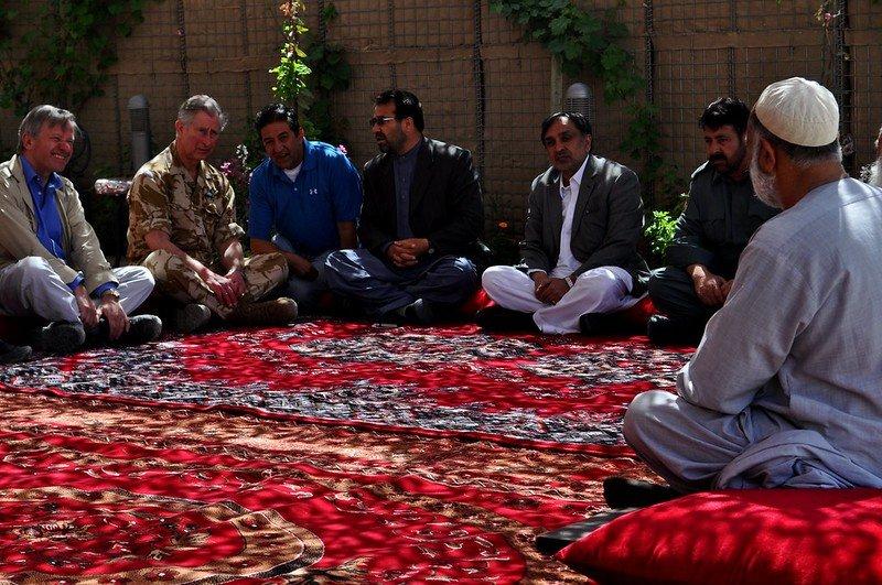 Taliban Shia leader