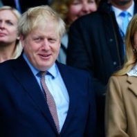 Boris Johnson and Carrie Symonds names son after doctors that safed Johnson's life