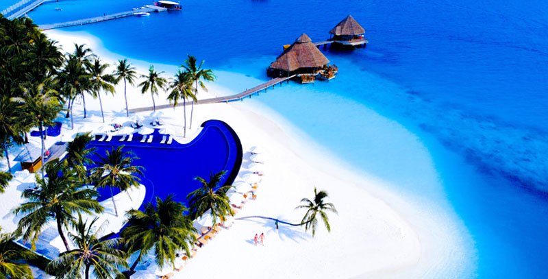 Maldives is open to tourists once again.