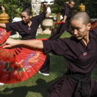 The Millennial Nuns: Practicing the Forbidden Martial Arts Kung Fu.