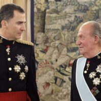 Spain Puzzles over Former King Juan Carlos's Whereabouts