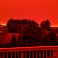 Oregon Wildfires: State Hit By Unprecedented Fires