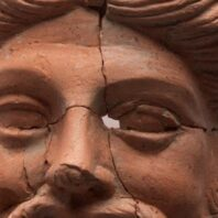 2,400-year-old Ancient Greek Mask of Dionysus Unearthed in Western Turkey