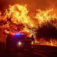 Death Toll Rises In US As Wildfires Continue In West Coast States