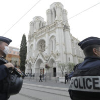 France Church Attack: Suspect Arrived in Europe From Tunisia Days Ago