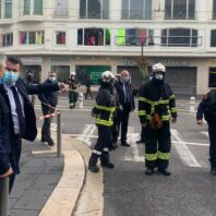 Deadly Knife Attack In French city of Nice Leaves Three Dead