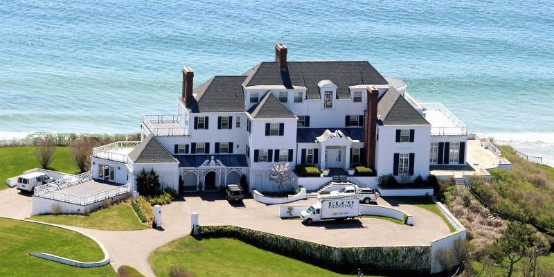 11 most expensive celebrity mansions