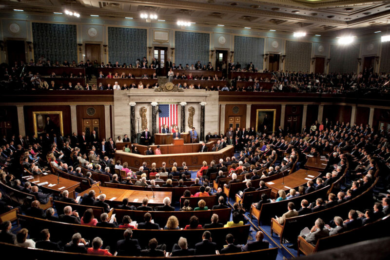 House Approves Defense Bill With Veto-Proof Margin