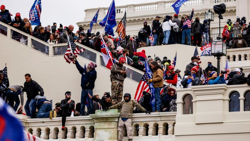 FBI Says It Warned About Prospect Of Violence Ahead Of Capitol Riot
