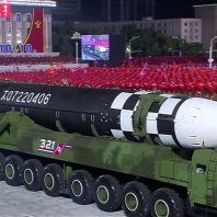 North Korea Unveils New Submarine-Launched Missile