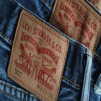 The famous Levi's jean brand: disruptive ideas
