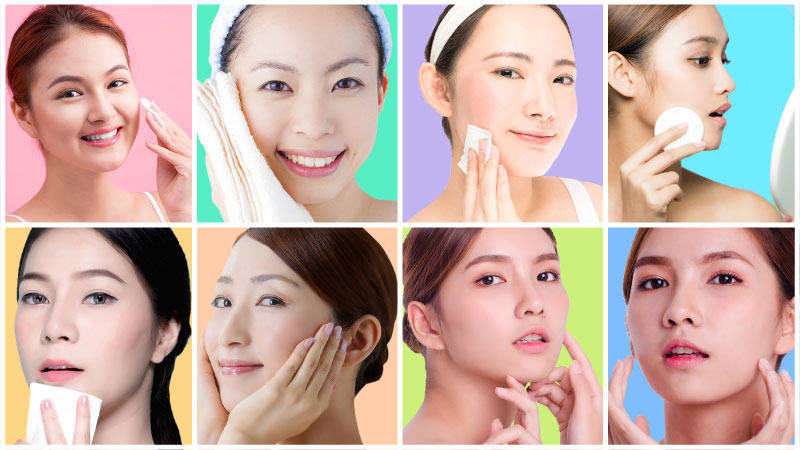 Korean Skincare Steps