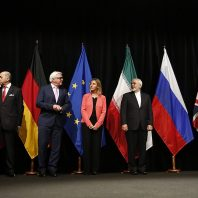 The new US Iran envoy spoke with German, French, and British officials on Thursday as Washington explores ways to revive the abandoned Iran Nuclear Deal,