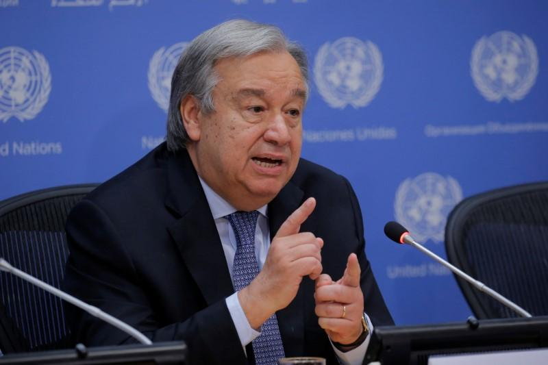 Coronavirus: UN Chief Says Ten Nations Used 75% Of All Vaccines