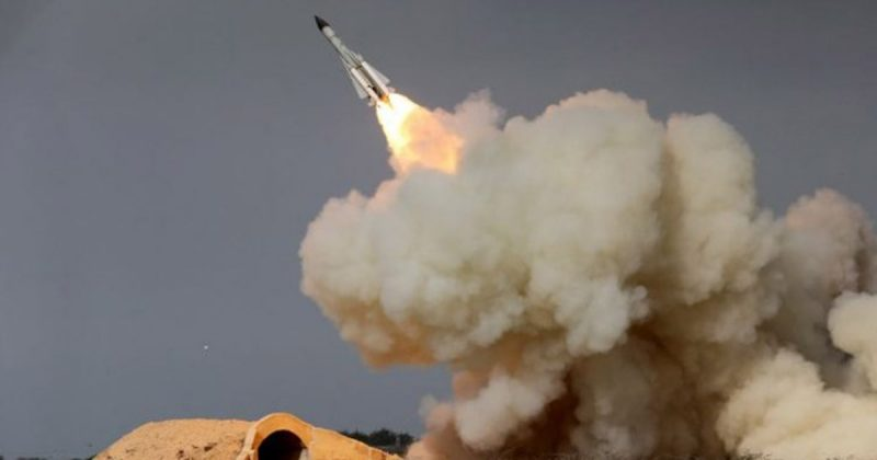 US Forces In Iraq Hit By Rockets, Contractor Killed