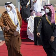 UAE and Qatar officials hold first meeting since Gulf detente