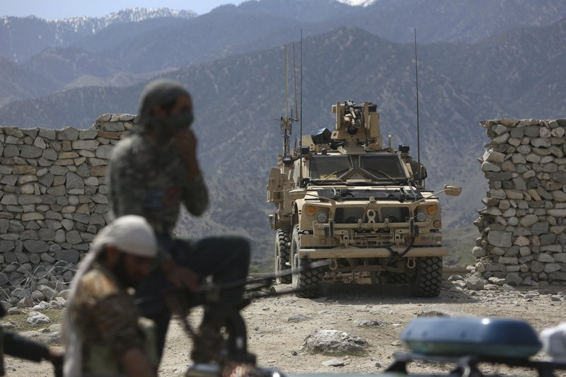 US Calls On Taliban To End Violence in Afghanistan