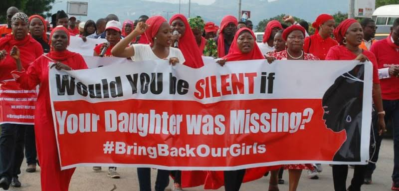 Bring Back our girls camapaign
