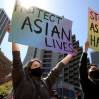 More than 1,500 protesters march in San Francisco to 'Stop Asian Hate'