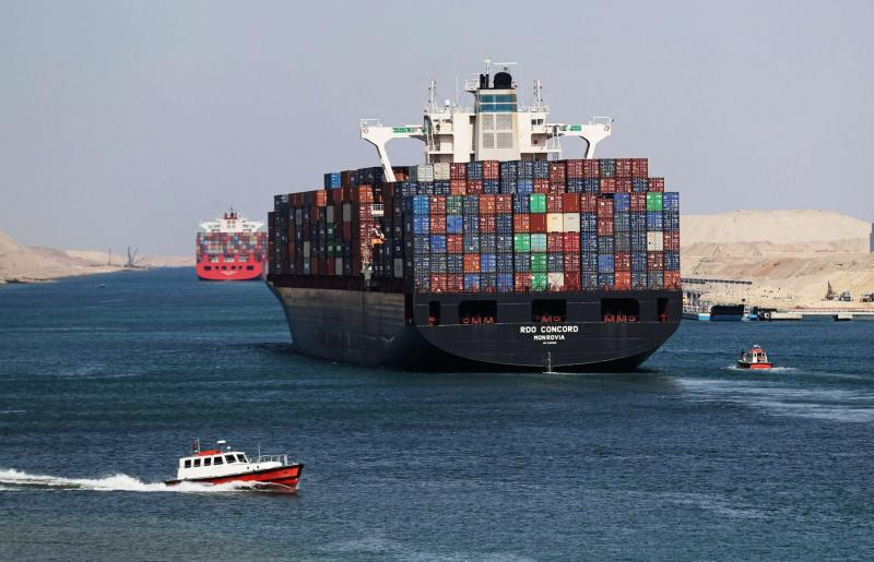 Investigation begins into how ship got stuck on Suez Canal