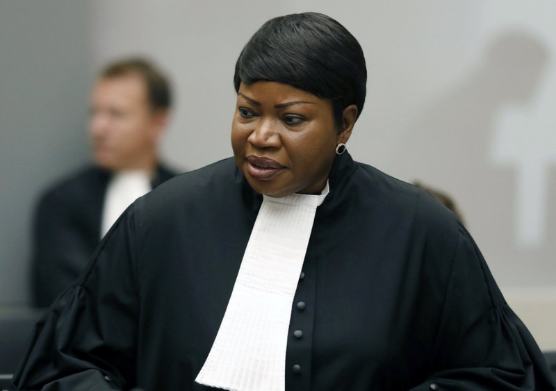 ICC opens 'war crimes' investigation in West Bank and Gaza