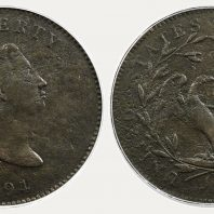 The prototype of the first U.S. dollar coins has gone up for auction