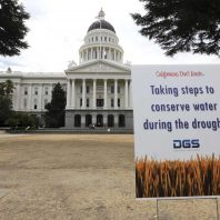 The governor of California has declared a drought emergency in two counties