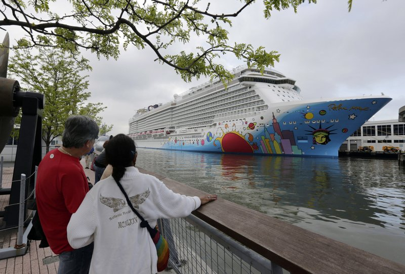 Norwegian Cruise lines has asked the CDC to allow trips from the United States in July