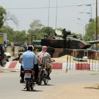 Rebels threaten to march on capital as Chad reels from president's battlefield death