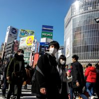 Japan announces emergency measures in Osaka area to curb COVID-19 cases