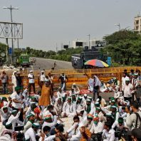 Indian Farmers Vow To Carry On Months-Long Protest Depite COVID-19