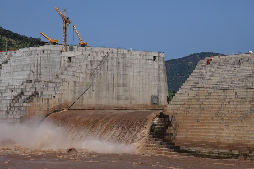 Three-way talks over Ethiopia's Nile dam fail in Kinshasa