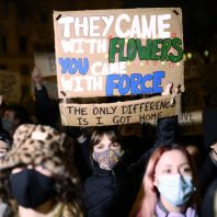 Rallies planned across Britain against new protest law