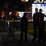 A child was among the four people killed in a California shooting