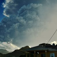 A new explosion has occurred at the St. Vincent volcano