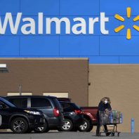 Walmart will allow vaccinated customers and employees to go without masks