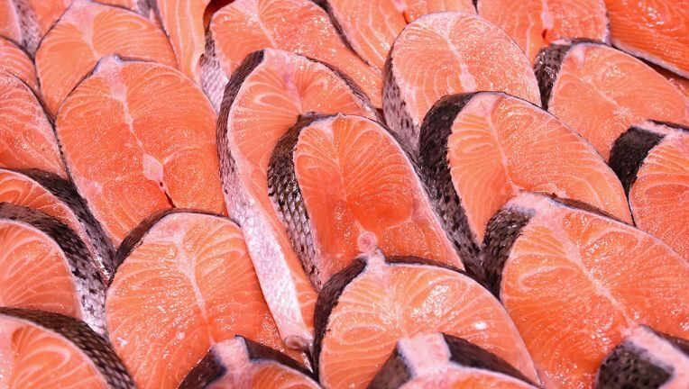 Genetically modified salmon is heading to U.S. dinner tables